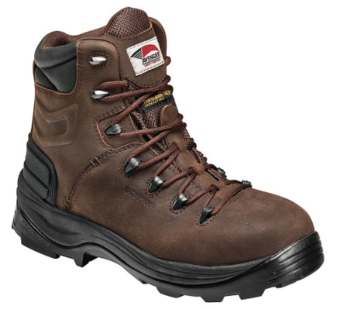 Toe Brown Mens Boot W WP Leather Brn Composite Insulated EH Avenger qPwEgH7