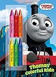 Thomas' Colorful Ride (Thomas and Friends), Wilbert V. Awdry, 0375872485