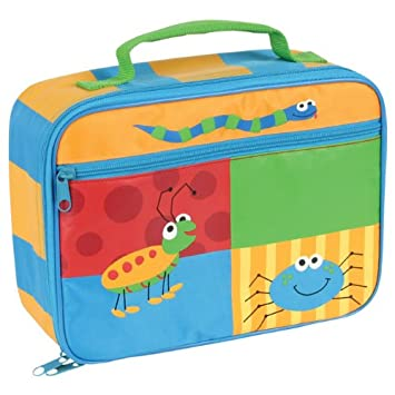 3d2d59f11ffa Stephen Joseph Square Lunch Box Bugs