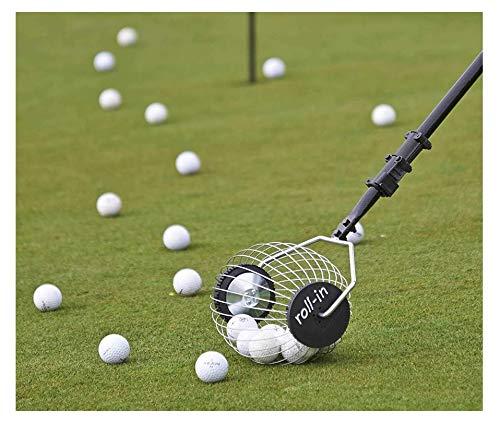 Recogedor de pelotas de golf