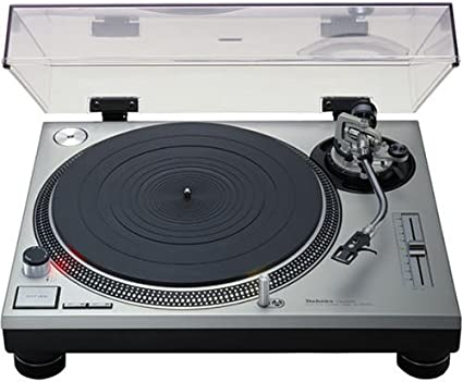 TECHNICS SL-1200MK2 Manual Stereo Turntable (Discontinued by Manufacturer)