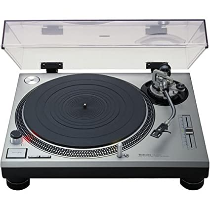 Technics turntable hookup