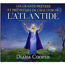 CD - Les grands prêtres et prêtresses de l'âge d'or de l'Atlantide