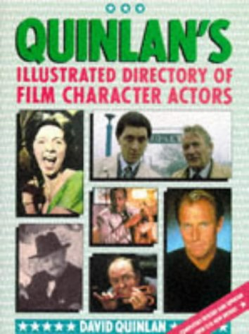 Quinlan's Illustrated Directory of Covering Character Actors