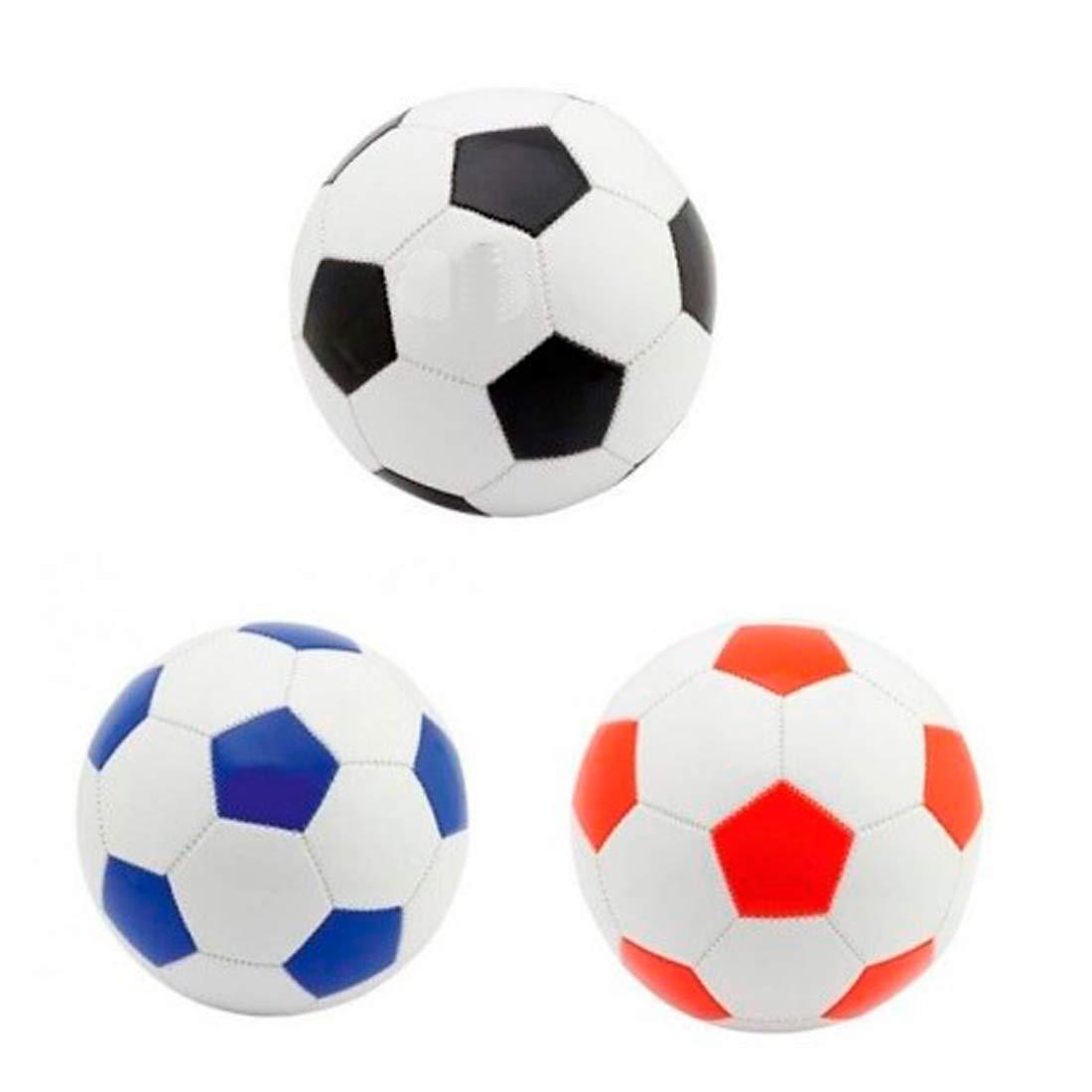 DISOK Lote de 15 Balones de Fútbol Pelotas Tamaño FIFA 5. 280 gr - Detalles  y Regalos para niños 46c39574035b7
