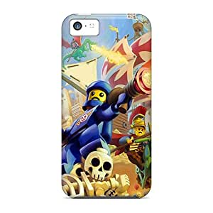 Protection Cases For Iphone 5c / Cases Covers For Iphone(epic Lego)