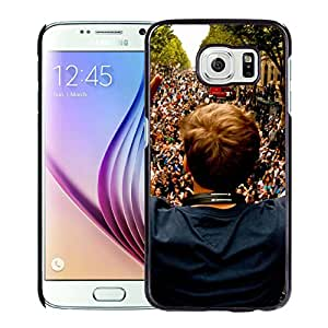 Beautiful Designed Cover Case With Avicii Fan Hands Joy City For Samsung Galaxy S6 Phone Case