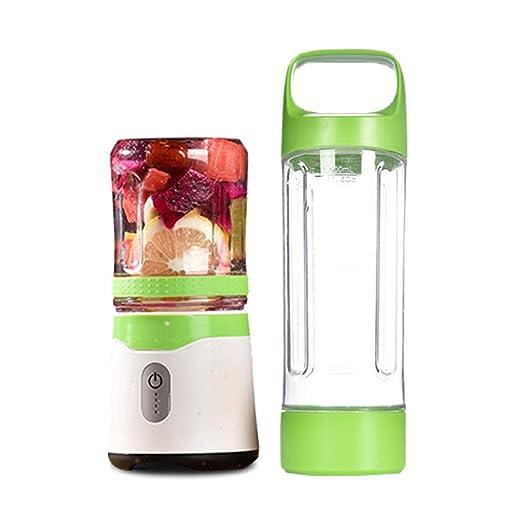 CCDYLQ Personal portátil USB Juicer Cup de Alta Potencia de Fruta ...