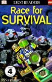 img - for DK LEGO Readers: Race for Survival (Level 4: Proficient Readers) book / textbook / text book
