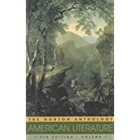 The Norton Anthology of American Literature: v. 1