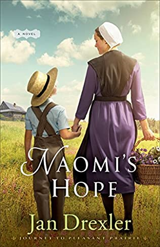 book cover of Naomi\'s Hope