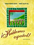 img - for Hablemos Espanol book / textbook / text book