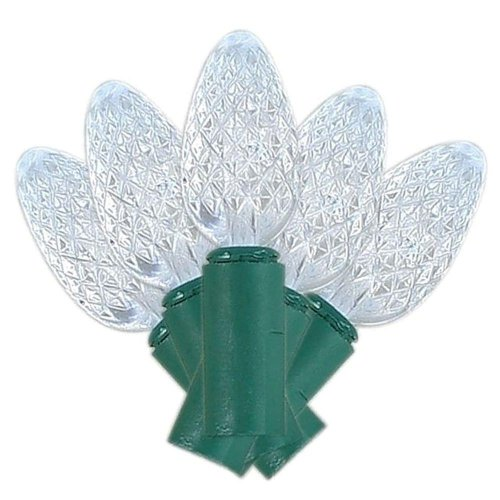 Home Accents Holiday Led Cool White C9 Lights