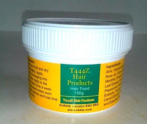 T444Z Hair Food  (150 grama, WHITE JAR) - Buy Online in