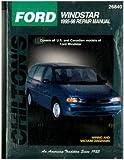 NOS-CH26840 Chilton Ford Windstar 1995-1998 Repair Manual
