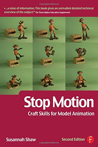 Pdf Arts Stop Motion: Craft Skills for Model Animation, Second Edition (Focal Press Visual Effects and Animation)