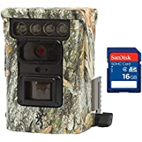 Browning Trail Cameras Defender 850 20MP Bluetooth IR Game Camera + 16GB SD Card
