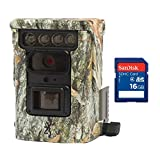 Moultrie Browning Trail Cameras Defender 850 20MP Bluetooth IR Game Camera + 16GB SD Card
