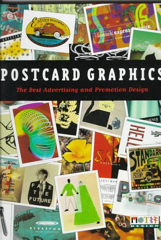 Postcard Graphics: The Best Advertising and Promotion Design (Motif Design) Graphic Design Postcards