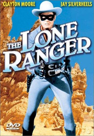 Lone Ranger Jay Silverheels Clayton Moore Glenn Strange Jr. George B. Seitz