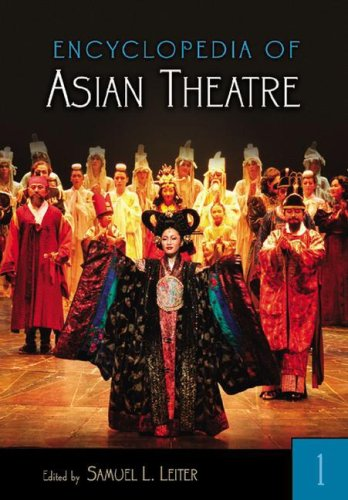 Encyclopedia of Asian Theatre: Volume 1, A-N PDF
