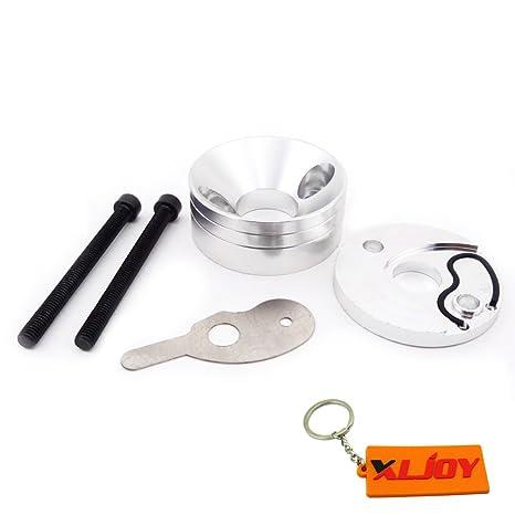 xljoy CNC adaptador de filtro de aire velocidad pila para ...