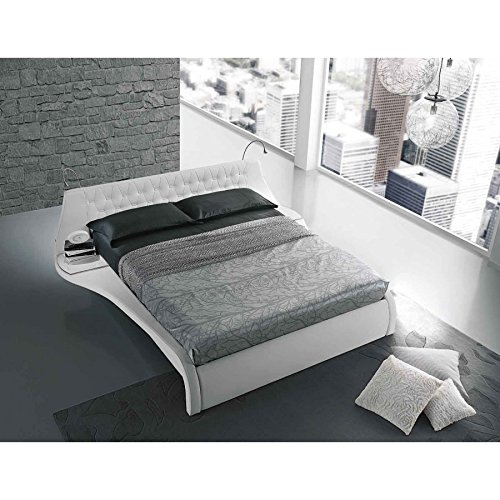 Target Point-Cama Doble Con Caja de Flor