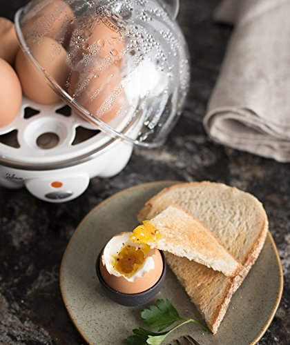 Bellemain ZDQ-70A UIUIUS Multi-Function Cooker Boils Eggs, Mak, 6.3 x 7.3 x 7.75 in in, White by Bellemain (Image #6)