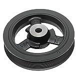 Bapmic 11237829906 Vibration Damper Crankshaft Pulley for Mini Cooper R50 R52 2002-2008