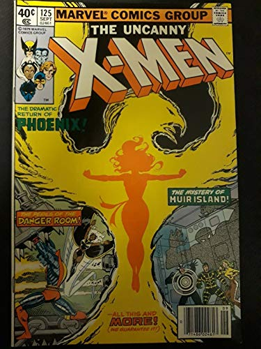 Uncanny X-Men, No. 123