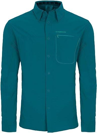 TRANGOWORLD Argus Camisa Hombre