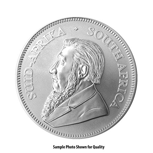 2018 ZA South Africa Silver 1oz Krugerrand - Brilliant Uncirculated ()