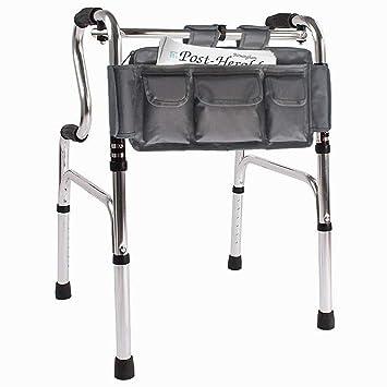 Walker Bolsa de almacenamiento para ayuda a la movilidad, bolsa de ...