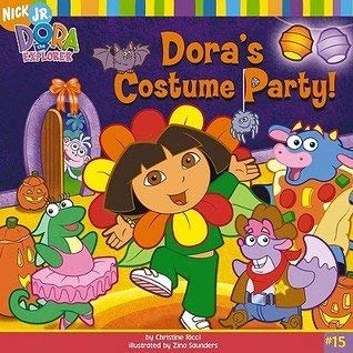 DORA'S COSTUME PARTY (DORA THE EXPLORER) (LET'S GO LEARN!, NO 9) ()