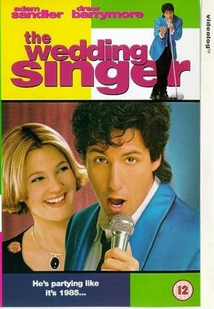 The Wedding Singer VHS 1998