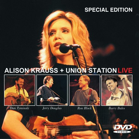 Alison Krauss & Union Station Live (Jewel Case) by Rounder Records