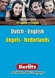 Berlitz Dutch-English, English-Dutch Pocket Dictionary (Berlitz Bilingual Dictionaries)