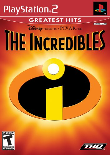 The Incredibles (The Incredibles Rise Of The Underminer Ps2)