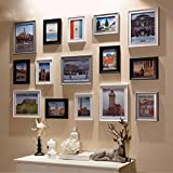 YZXK Solid Wood Photo Wall Creative Picture Frames Bedroom Photo Frame Wall Decoration Photo Wall