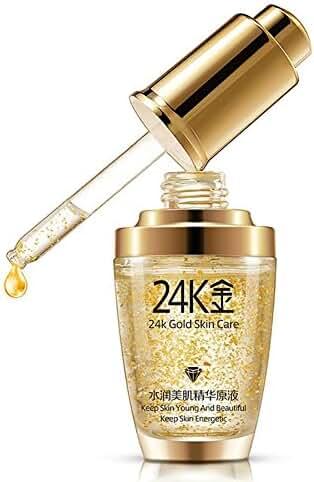 Mabox Anti Aging Wrinkle Firming Moisturizing Skin Face Cream 24K GOLD collagen Liquid