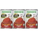 Health Valley Organic Tomato Soup, No Salt, 15 oz, 3 pk