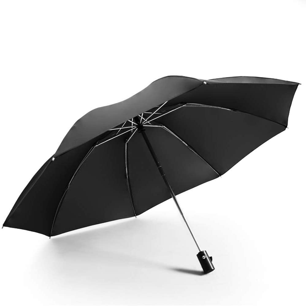 YSSUU Automatic Reverse Umbrella Umbrella Folding Rain Dual-use Double Large Men and Women Sunshade Sun Umbrella Umbrella Color : Style C