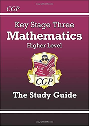 Ks3 maths study guide higher cgp ks3 maths amazon ks3 maths study guide higher cgp ks3 maths amazon richard parsons 9781841460307 books ccuart Image collections