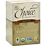 Choice Organic Teas Tea Og2 White 16 Bag