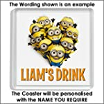 Personalised DESPICABLE ME MINIONS Ac...