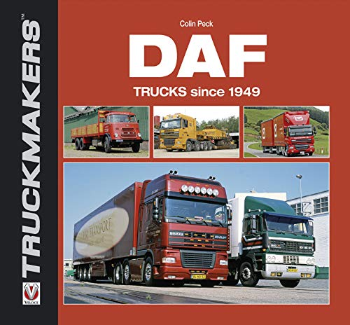DAF TRUCKS since 1949 (Truckmakers) for sale  Delivered anywhere in USA