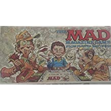 Vintage 1979 Parker Brothers Board Game The MAD Magazine Game Alfred Neuman Parker Brothers 1st edition
