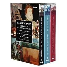 A History of Britain Box Set