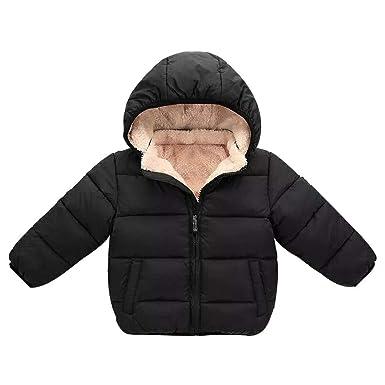 331fe8ebccd5 Toddler Unisex Hooded Coat Vovotrade Newborm Long Sleeve Windproof ...