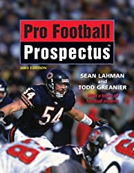 Pro Football Prospectus: 2003 Edition by Todd Greanier (2003-11-06)